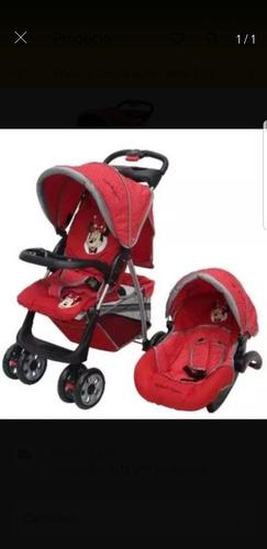 d1ab576c0 Cochecitos Bebes Minnie Usado Disney - Artículos para Bebés, Usado ...