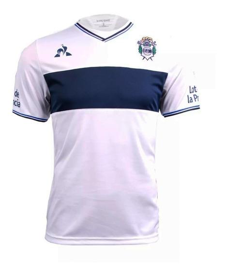 Camiseta Gimnasia De La Plata Le Coq Sportif Titular 2019