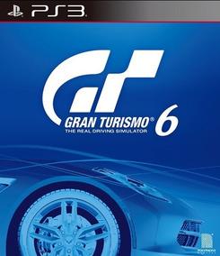 Gran Turismo 6 Gt6 Ps3 Psn Original Português Mídia Digital