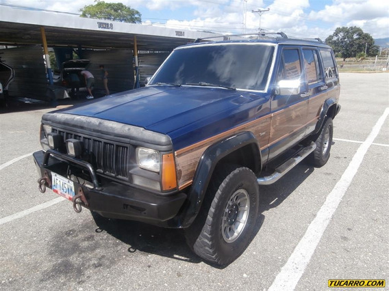 Jeep Wagoneer Limite 4x4