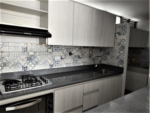 Imagen 1 de 14 de Apartamento Loma De Los Bernal Medellin