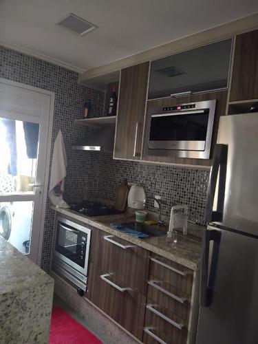 Apartamento Em Alto Do Pari, São Paulo/sp De 55m² 2 Quartos À Venda Por R$ 480.000,00 - Ap751846