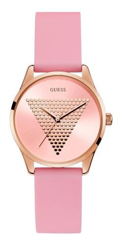 Reloj Guess Mini Imprint Dama W1227l4 Rosa