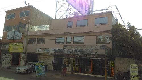 Local Comercial De 404 M2 En Ixtapaluca En Renta