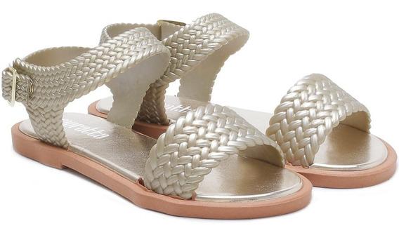 Sandália Rasteira Mar Rossi Sandal Lançamento Oferta
