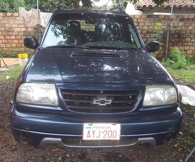 Chevrolet Tracker - Año 2004 - 4 X 4 - 5 Puertas