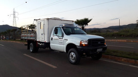 Ford F-4000 4x4 Ano 2006/2006 Cabine Suplementar / Carroce