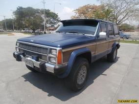 Jeep Wagoneer Limited
