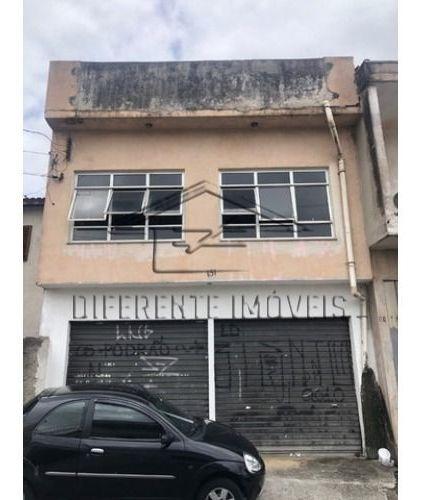 Salão - 2 Wc - 240m² - Vila Laís !!!!