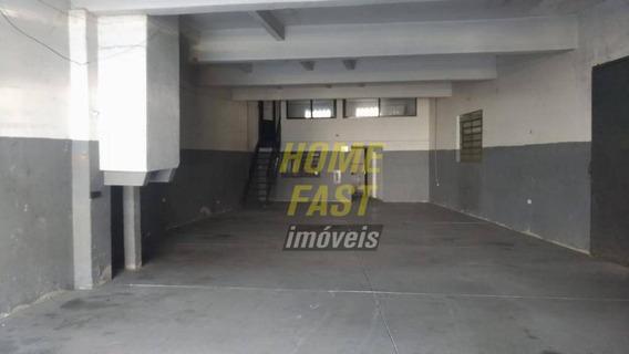 Galpão Para Alugar, 600 M² Por R$ 3.790,00/mês - Vila Galvão - Guarulhos/sp - Ga0253