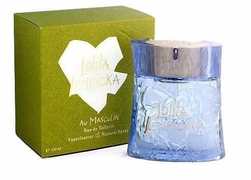 Perfume Au Masculin De Lolita Lempicka Edt 100ml Original