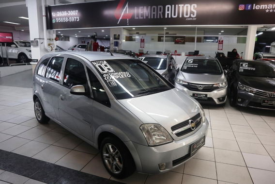 Chevrolet Meriva Premium 1.8 Flex Automático