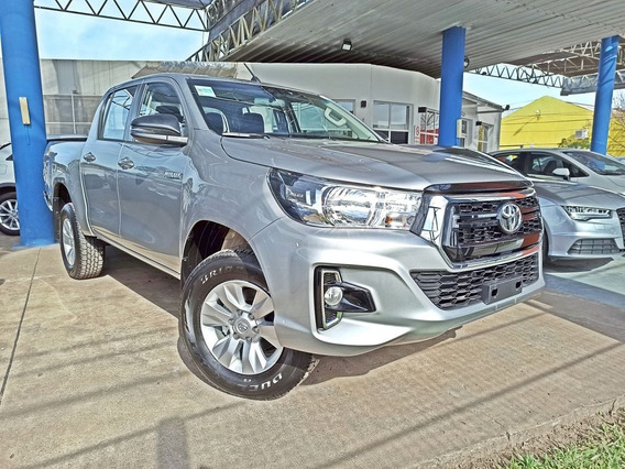 Toyota Hilux Sr 4x2 Manual
