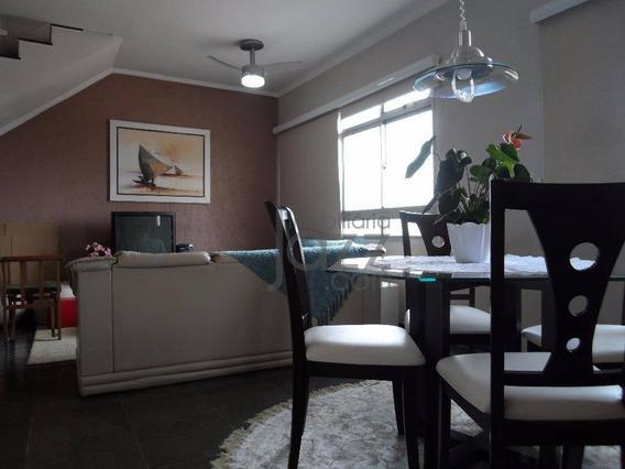 Apartamento Residencial À Venda, Jardim Chapadão, Campinas. - Ap0607