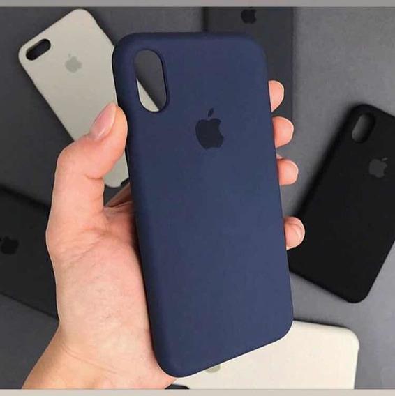 Case Apple Original Aveludado