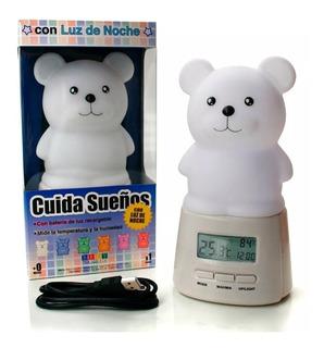 Luz De Noche , Termometro Oso Cuida Sueños Baby Innovation