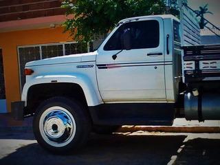 Chevrolet Gm D11000 Motor Diesel Branco Ano 86/87