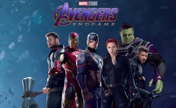 Album Panini Avengers Endgame Mas 120 Estampas Unicas