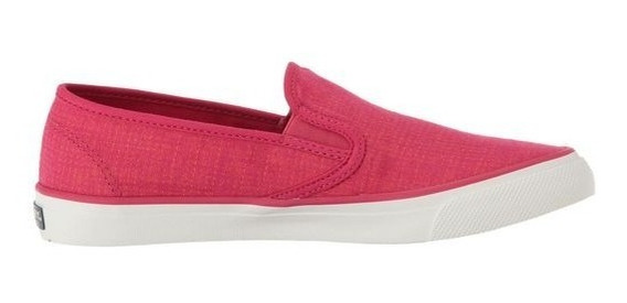 Tenis Sperry Top Sider Seaside 2 Tone Linen Pink