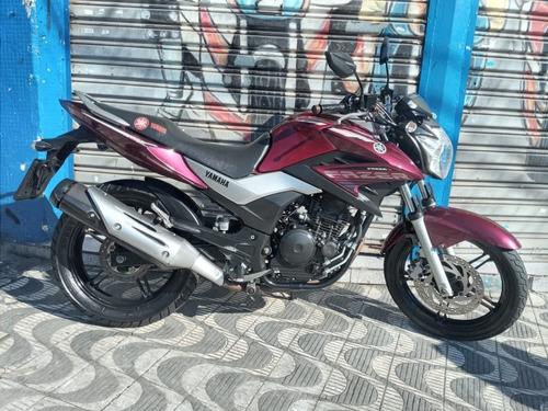 Yamaha Fazer 250 Flex . Apenas 44 Mil Km. =cartao Ate 18x