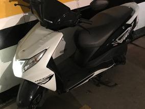 Honda Dio 110 Negra/blanco