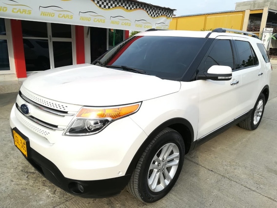Ford Explorer Limited 2015 4x4