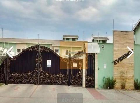 Sobrado Com 3 Dormitórios À Venda, 119 M² Por R$ 395.000,00 - Jardim Santa Maria - Jacareí/sp - So0571