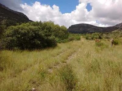 Rancho En Venta Serrania Del Burro