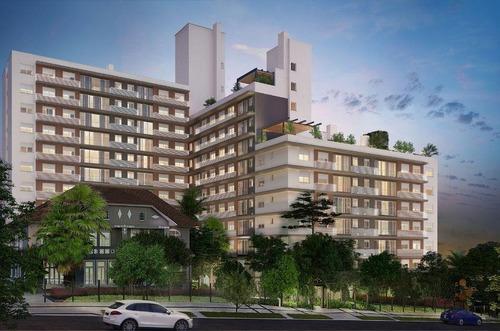 Apartamento Em Moinhos De Vento, Porto Alegre/rs De 55m² 2 Quartos À Venda Por R$ 494.418,00 - Ap689855