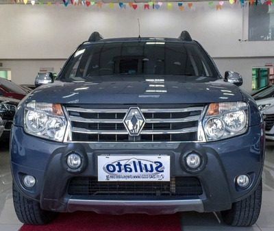 Duster Dynamic 2012 1.6 - Completa+ Couro