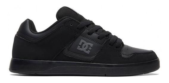 Zapatillas Dc Shoes Cure Black 2019 Originales