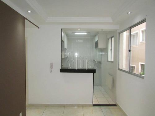 Apartamento Com 2 Dormitórios Para Alugar, 46 M² Por R$ 600,00/mês - Campestre - Piracicaba/sp - Ap4326