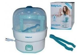 Esterilizador Electrico Para Biberones Y Utensillos Bebes