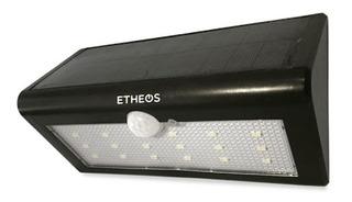 Reflector Solar Exterior Led Farol Sensor Movimiento Etheos