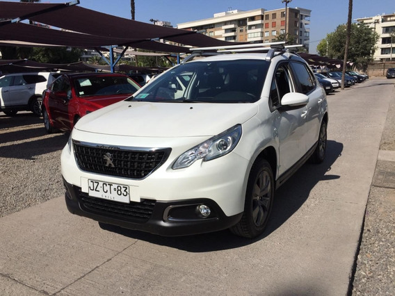 Peugeot 2008 Active Blue Hdi 1.6 2018