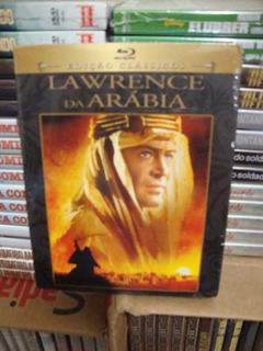 Lawrence Da Arábia Duplo (blu-ray)