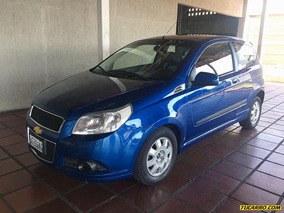 Chevrolet Aveo 2p Aut