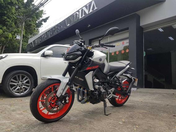 Yamaha Mt09 Mtn850a Abs Mecanica 2019 84e
