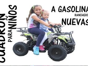 Cuadron Ranchero Starte Niños A Gasolina Moto Cuatrimoto