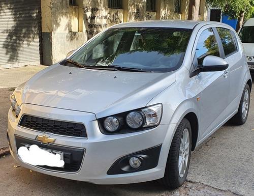 Chevrolet Sonic 1.6 Lt 2012 Hatchback