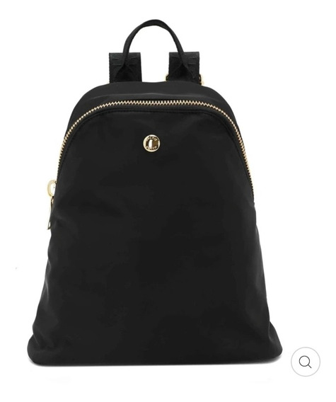 Dear Backpack Jackie Smith. Mochila Color Negro