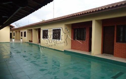 Casa A Venda No Bairro Jardim Real Em Praia Grande - Sp.  - 1799-1