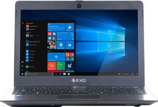 Notebook Cel E24 4g500gb W10 14.1p Exo