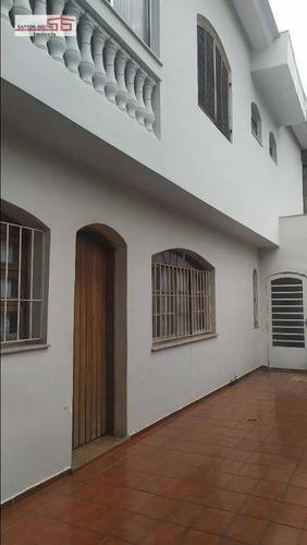Sobrado Com 3 Dormitórios À Venda, 150 M² Por R$ 780.000,00 - Vila Palmeiras - São Paulo/sp - So1034