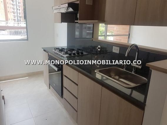 Apartamento Arrendamiento Loma Del Barro Envigado Cod: 12433