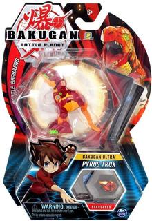 Bakugan Deluxe Pack X 1 Pirus Trox