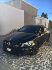 Mercedes Benz Clase Cla 2.0 250 Cgi Sport Edition 1 Mt 2015