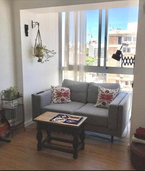 Apartamento 1 Dormitorio, Cocina Definida, Equipada, Terraza
