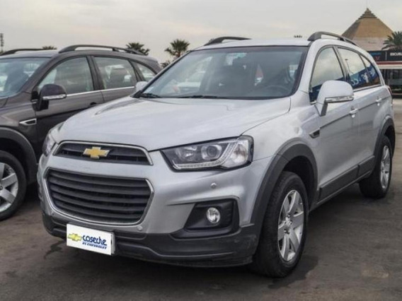 Chevrolet Captiva Ls 2.4 Mt 2017 7 Asientos