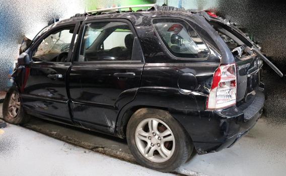 Retirar Peças Kia Sportage 2.0 Lx Gasolina Automático 2006